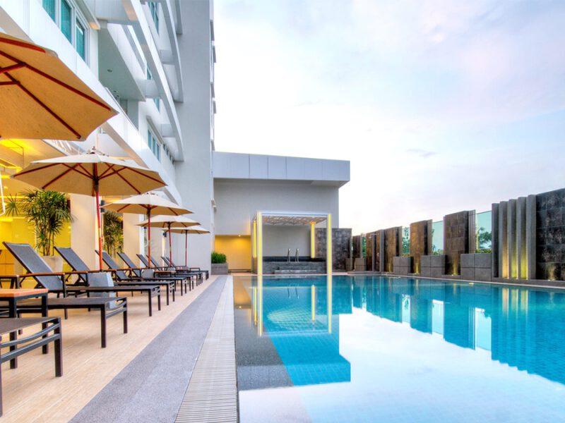 คลาสสิค คามีโอ โฮเต็ล (Classic Kameo Hotel & Serviced Apartments, Ayutthaya)