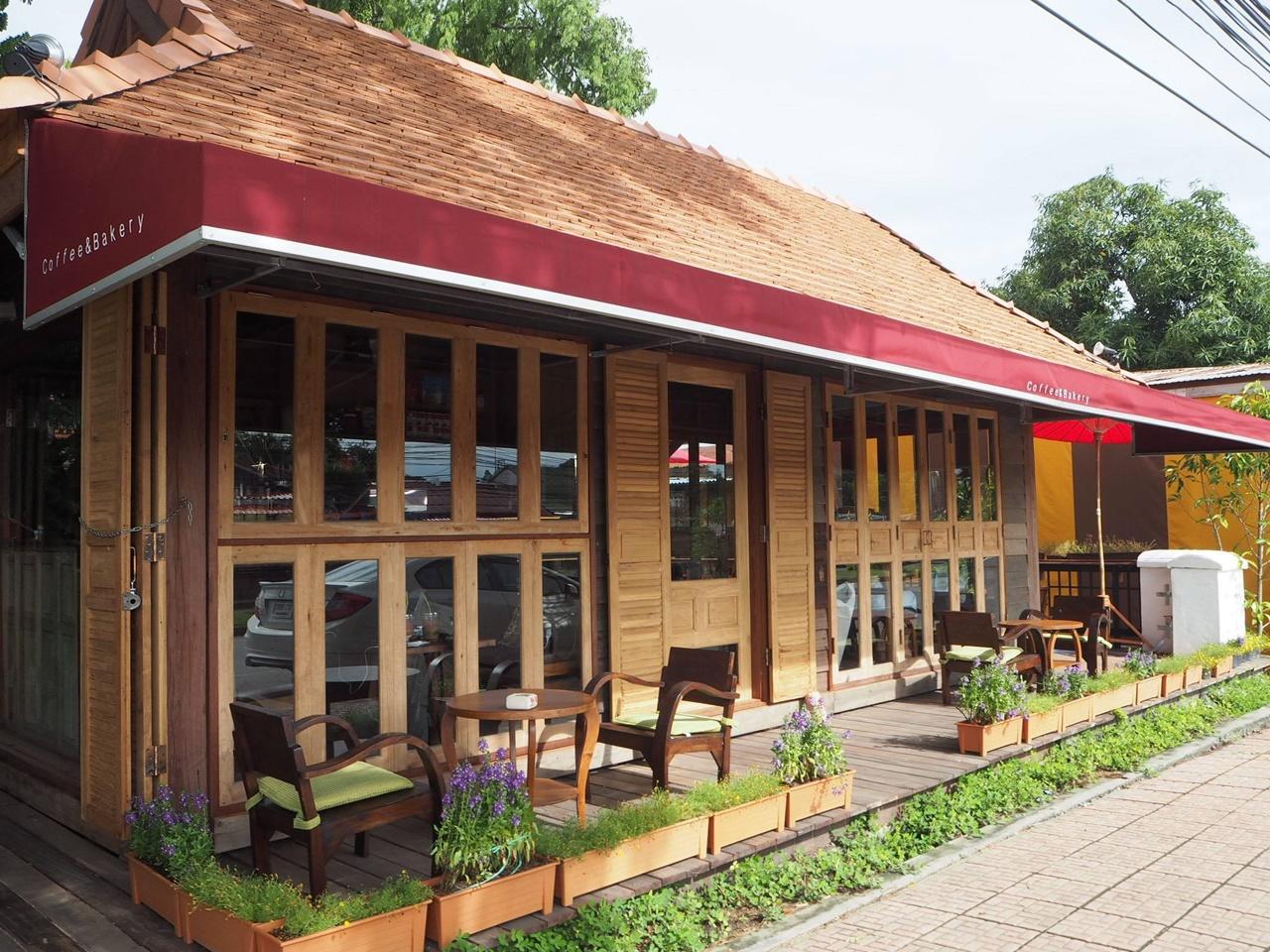 ร้านอาหารอยุธยา ขนมจีนต้นก้ามปูอโยธยา